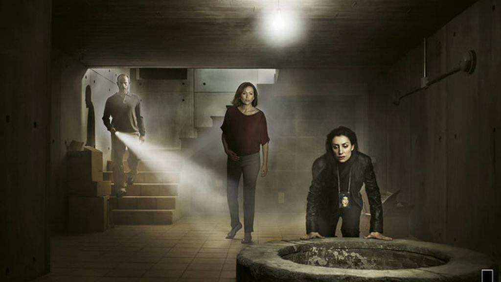 La casa de la familia Pardo guarda mil misterios...