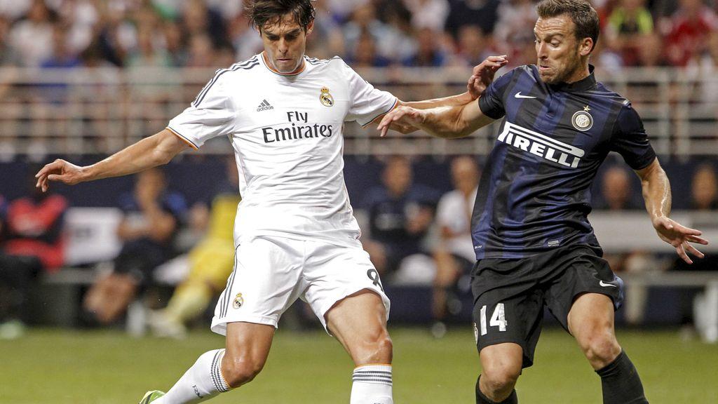 Kaká vuelve al Milán
