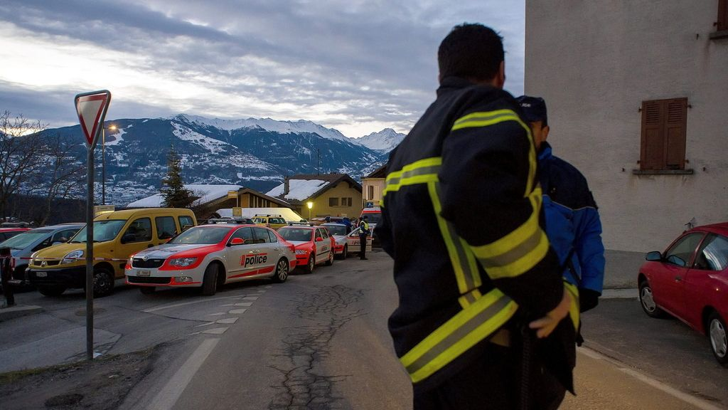 Un hombre mata a tres personas en un cantón suizo y hiere a otras dos