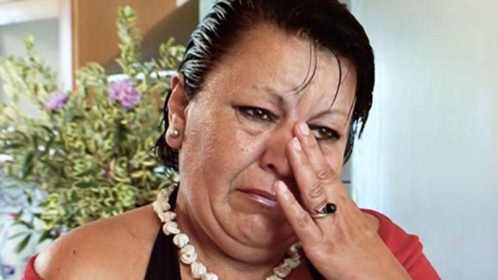 Pili, madre adoptiva de Rosana