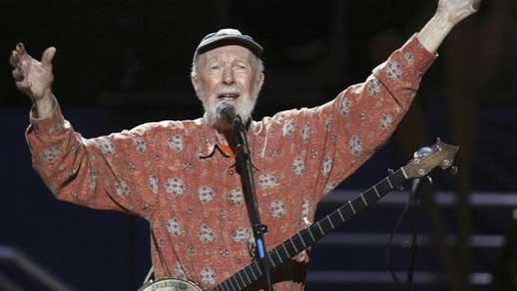 Fallece Pete Seege