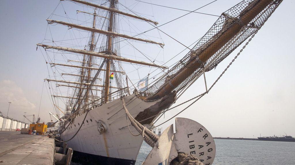 """Fragata argentina """"Libertad"""""""