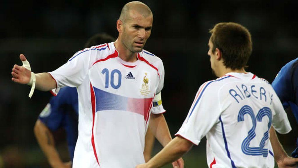 Zidane quiere a Ribery en el Madrid