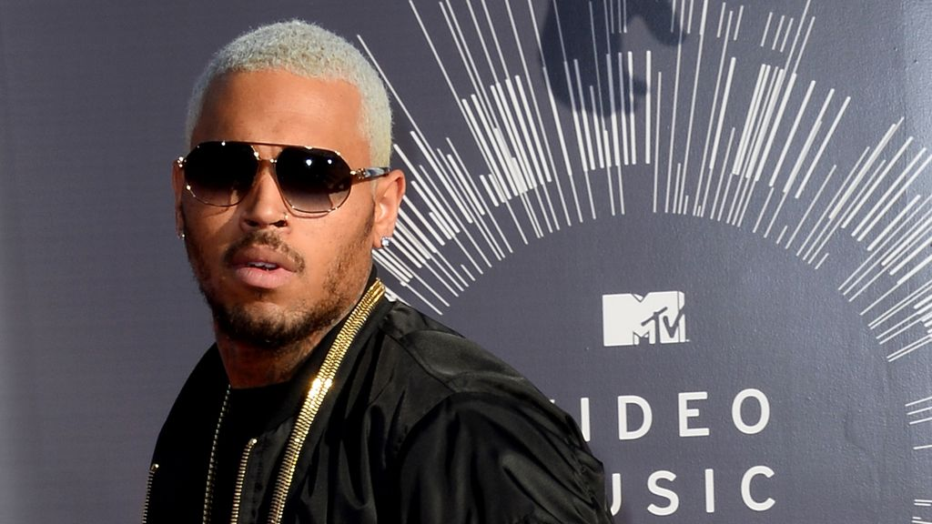 Chris Brown en los MTV Video Music Awards