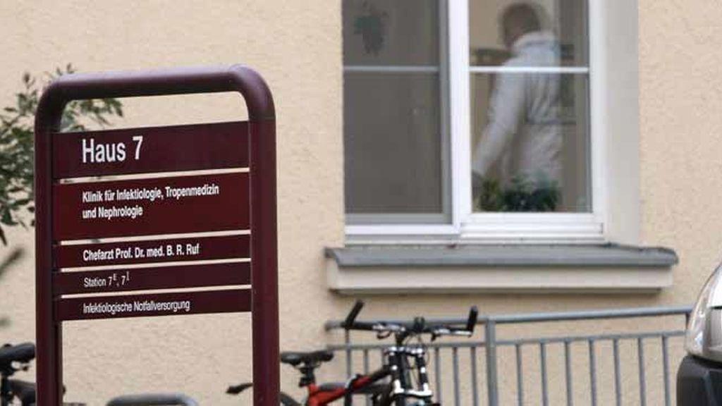Muere el enfermo de ébola ingresado en el hospital alemán de Leipzig