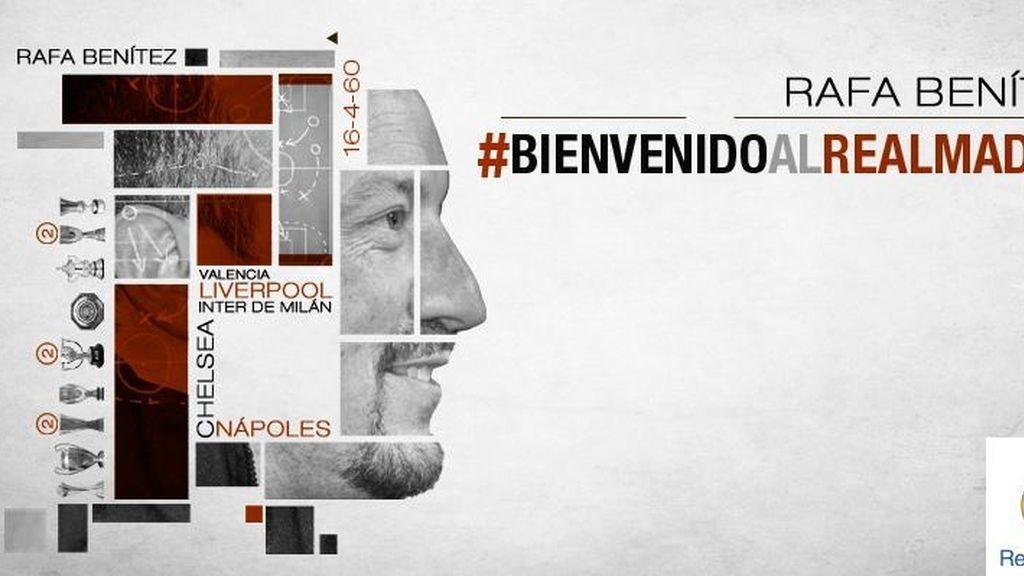 Rafa Benitez, Real Madrid, Florentino Perez