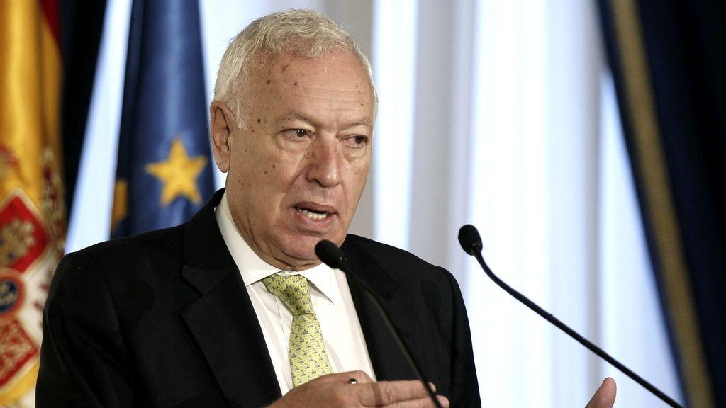 """García-Margallo asegura que la independencia de Cataluña sería """"una tragedia"""" para España"""
