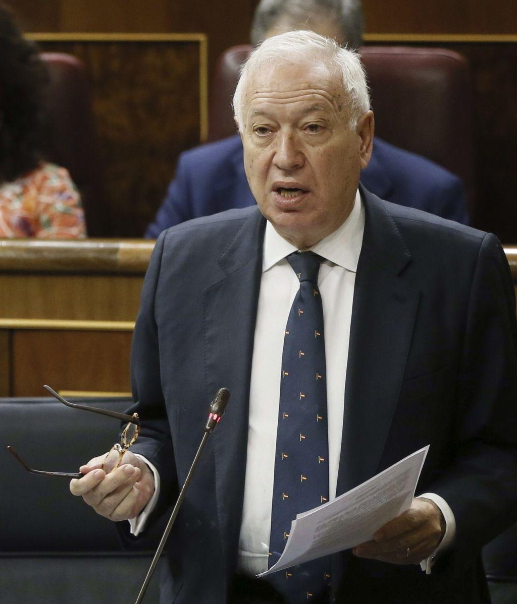 """Margallo cree un """"error"""" el referéndum griego y advierte de que si no se corrige los """"sufrimientos serían infinitos"""""""
