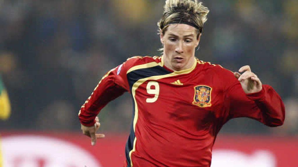 Torres, uno de los jugadores más queridos