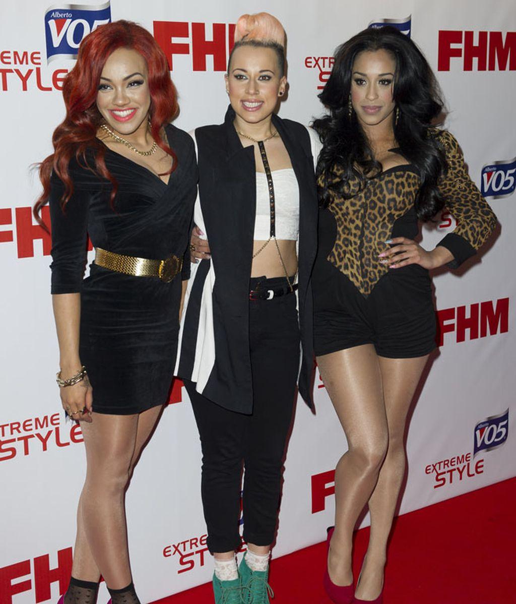 Las mujeres más sexies, según FHM, juntas de fiesta