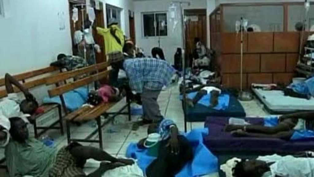 El cólera se ceba con Haiti