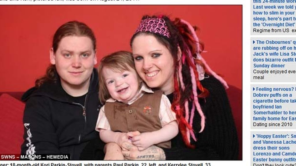 Una madre es denunciada, por preocuparse demasiado de su hijo hospitalizado