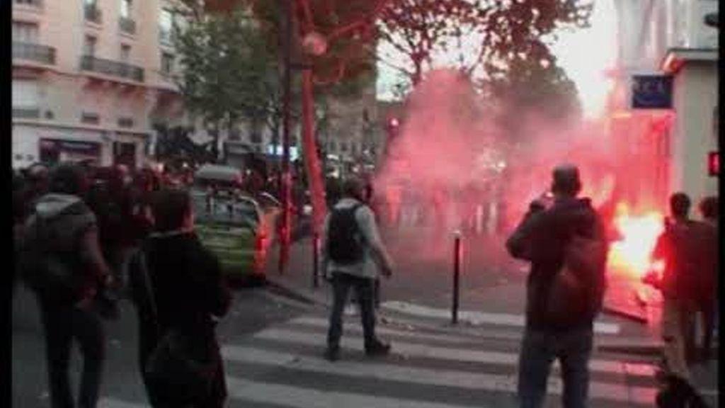 Francia vuelve a salir a la calle