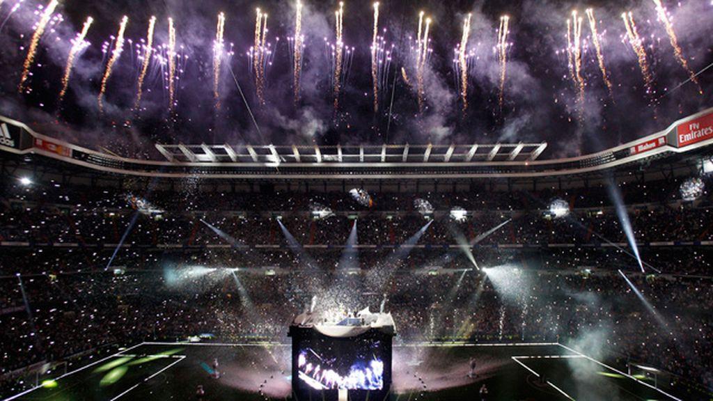 Fin de fiesta en el Santiago Bernabéu