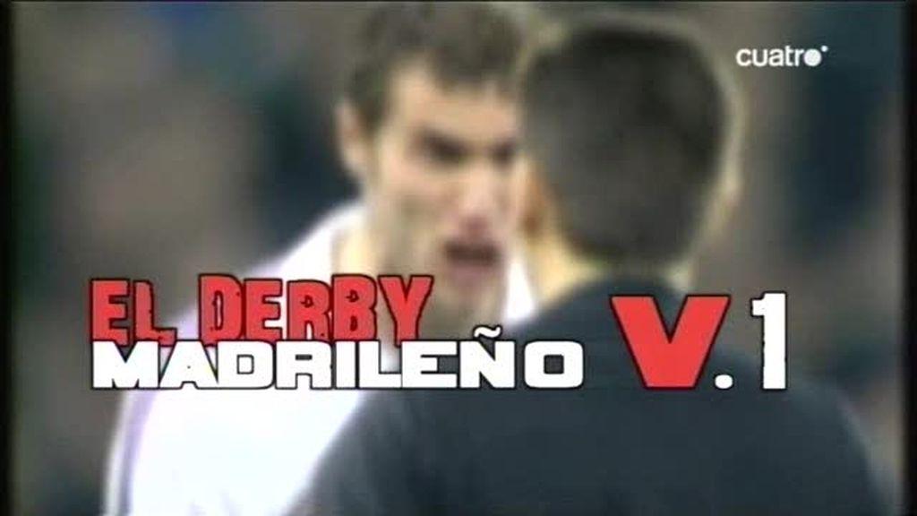 El derby madrileño V.1