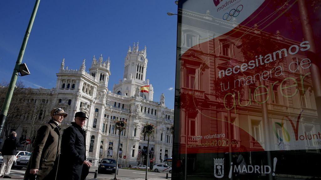 Madrid 2020. Foto: EFE