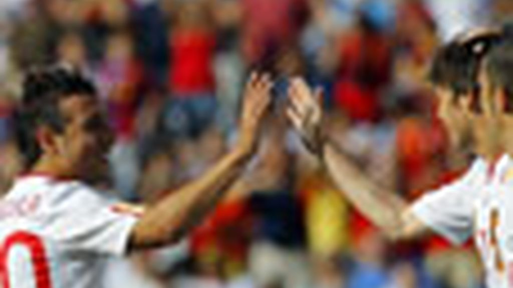 Cazorla agradece a Silva su pase de gol