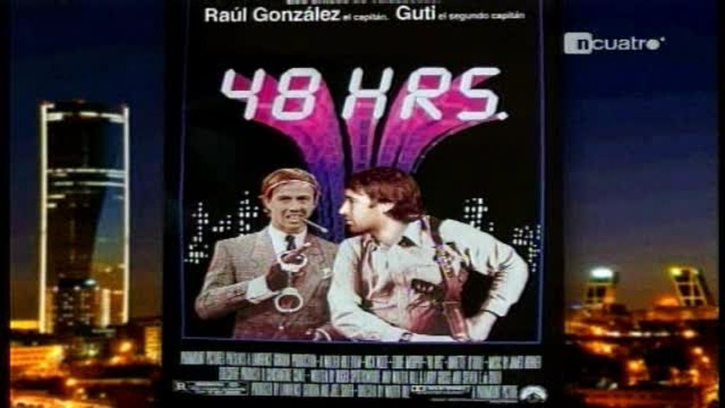 Raúl y Guti: Límite 48 horas
