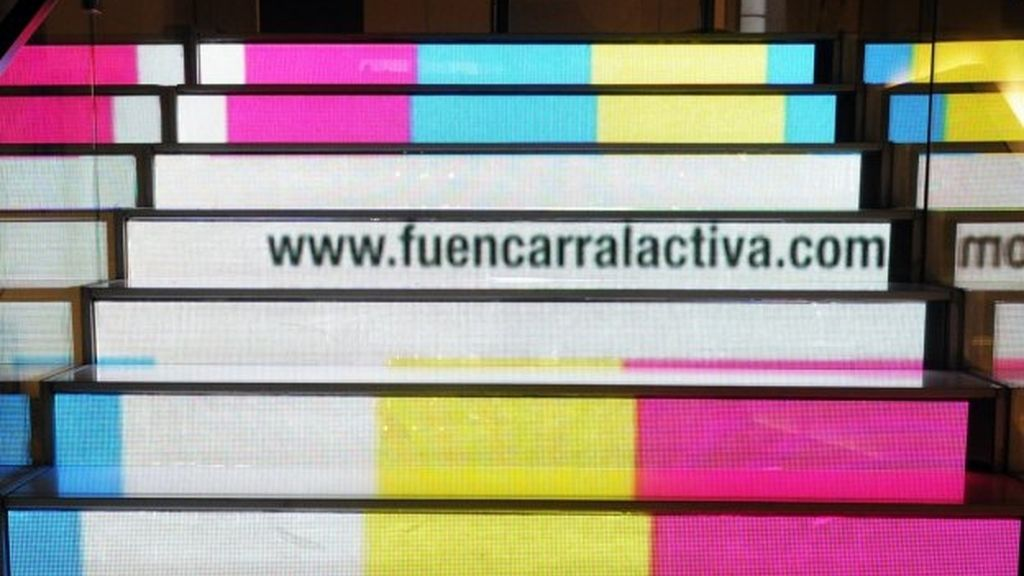 Pitingo 'Activa' la calle Fuencarral y a sus modernos
