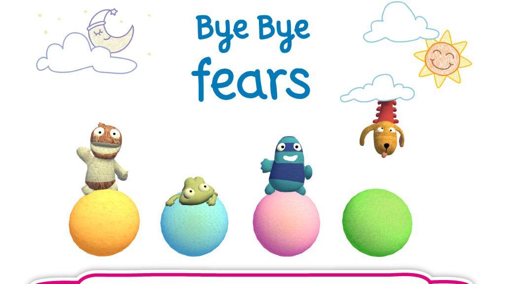 Una app para combatir los miedos infantiles