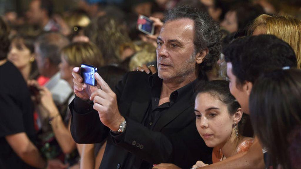 José Coronado, encambezó el reparto de 'El Príncipe'