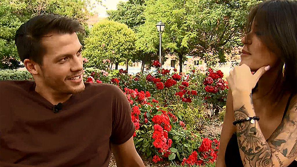 """Xavi: """"Que tenga carácter no significa que sea agria"""""""