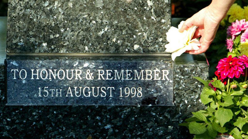 Recordatorio de los fallecidos en el atentado de Omagh