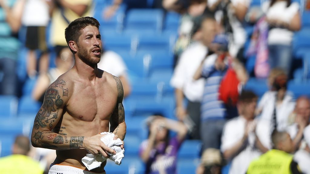 Sergio Ramos,Real Madrid