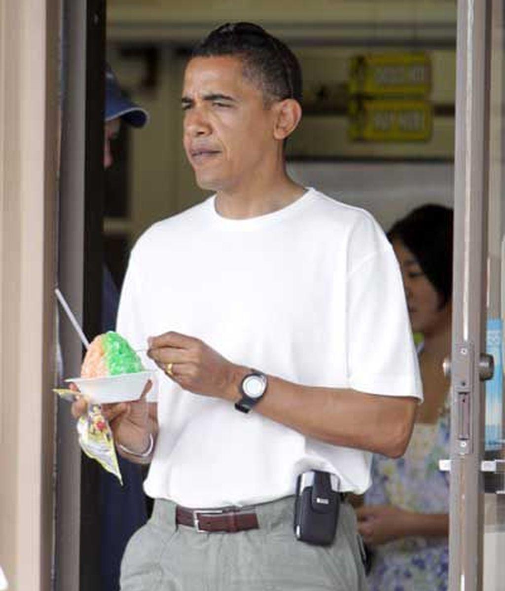 Obama de vacaciones