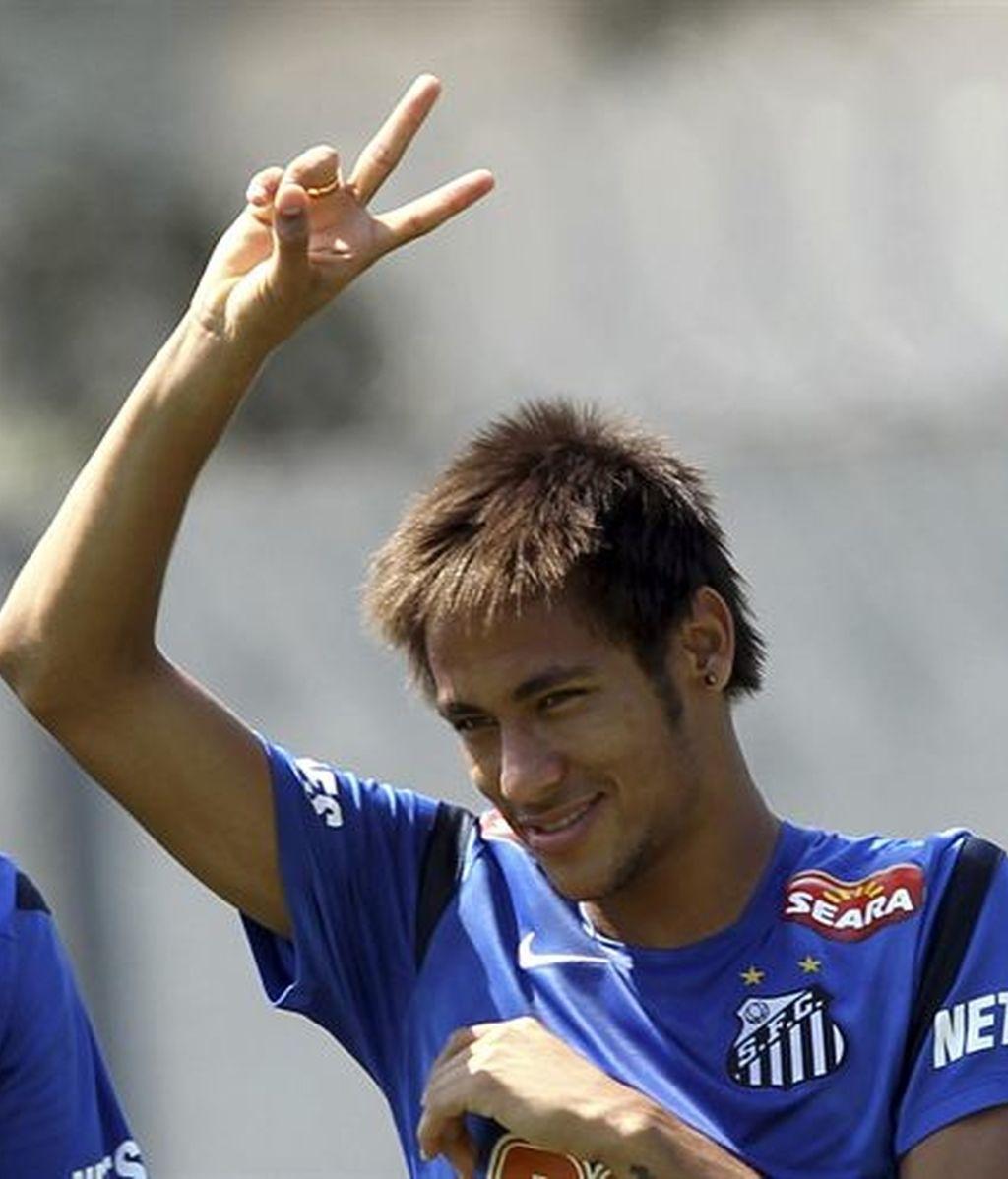 Neymar y el Santos confirman que la decisión está entre dos clubes
