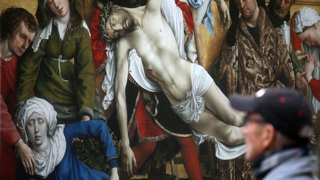Las obras más famosas del museo del Prado de Madrid toman las calles de Lima