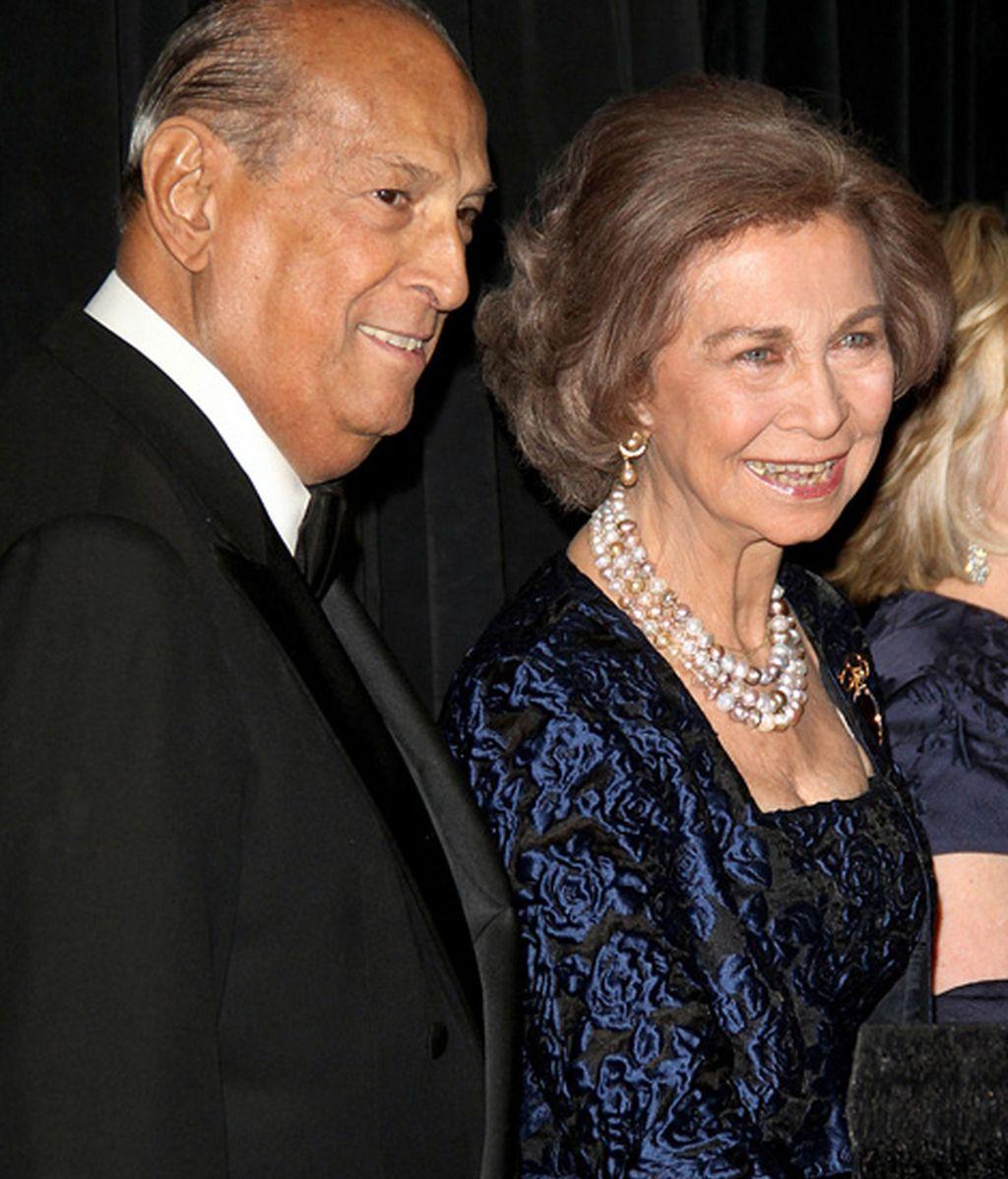 Reinas, primeras damas, actrices de Hollywood... se rindieron a sus diseños