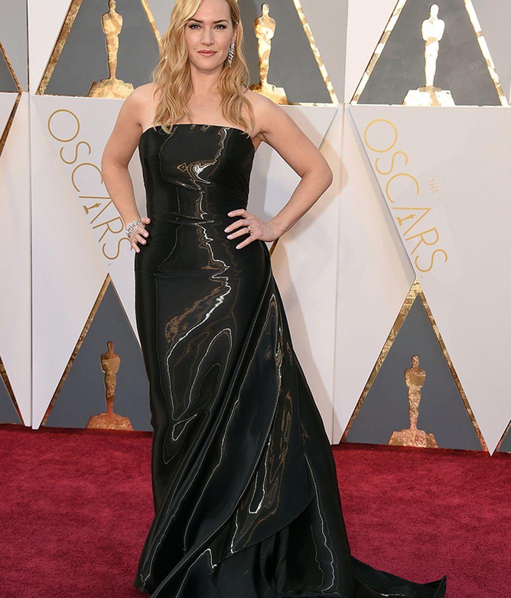 Kate Winslet vestida de Ralph Lauren