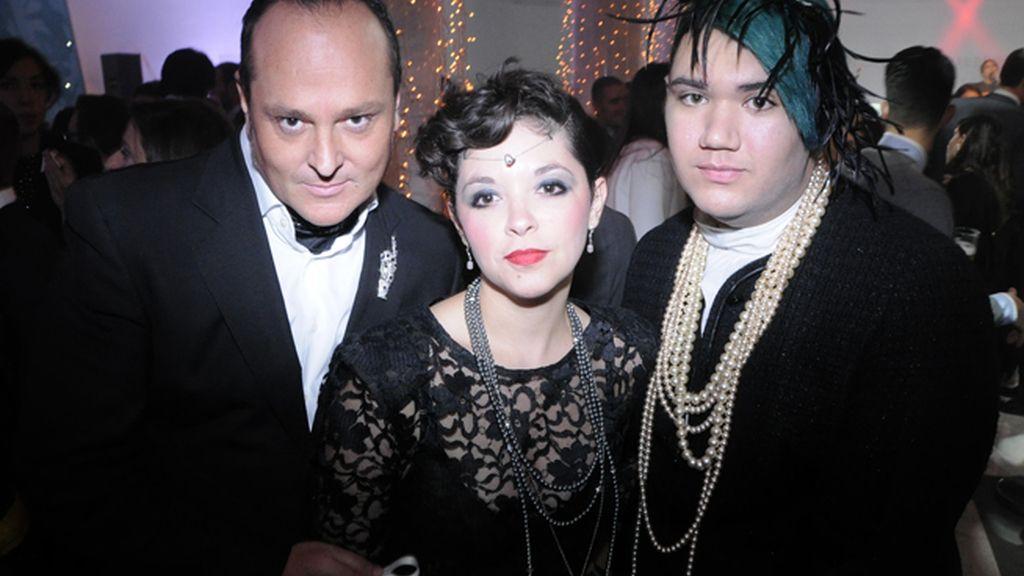 Nacho Montes, Missfashiogger y Paul Montt