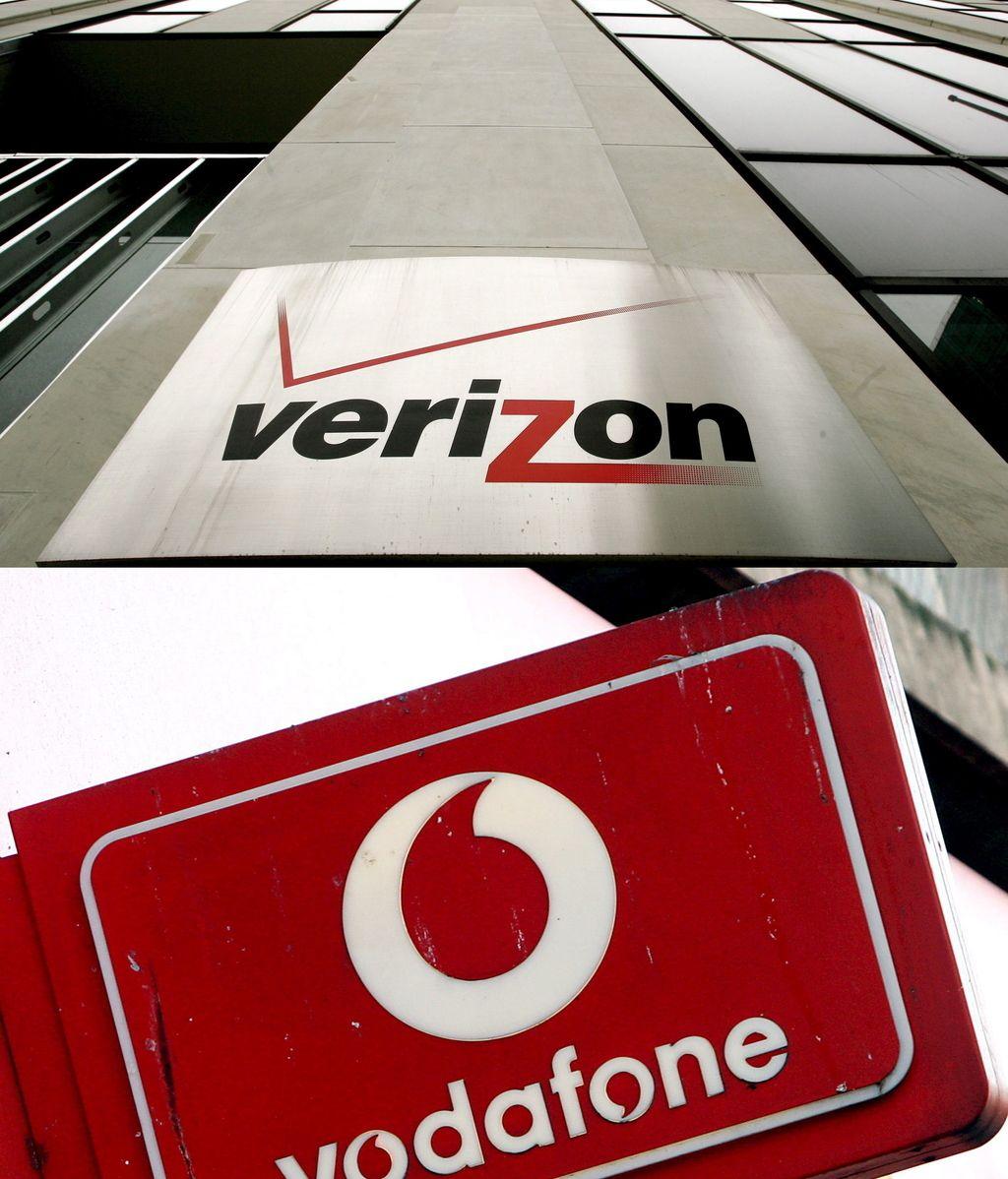 Verizon y Vodafone anunciarían un acuerdo por 98.417 millones de euros