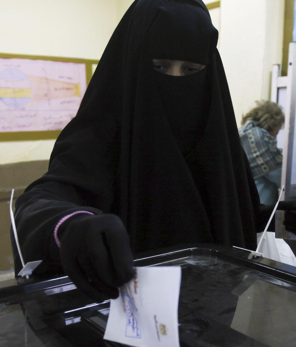 Ocho de las diez gobernaciones votan a favor del borrador de la Constitución