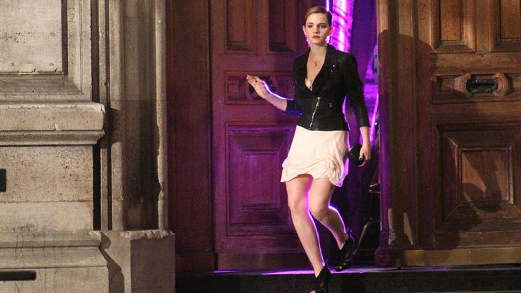 Emma Watson posa para Mario Testino como nueva chica Lancôme