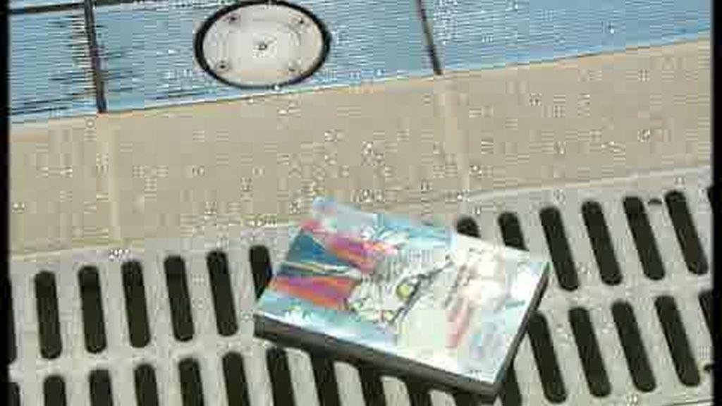 Libros acuáticos