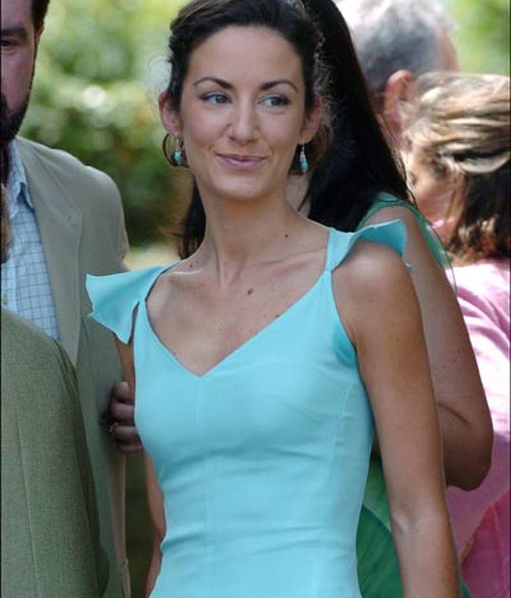 Telma Ortiz, hermana de doña Letizia