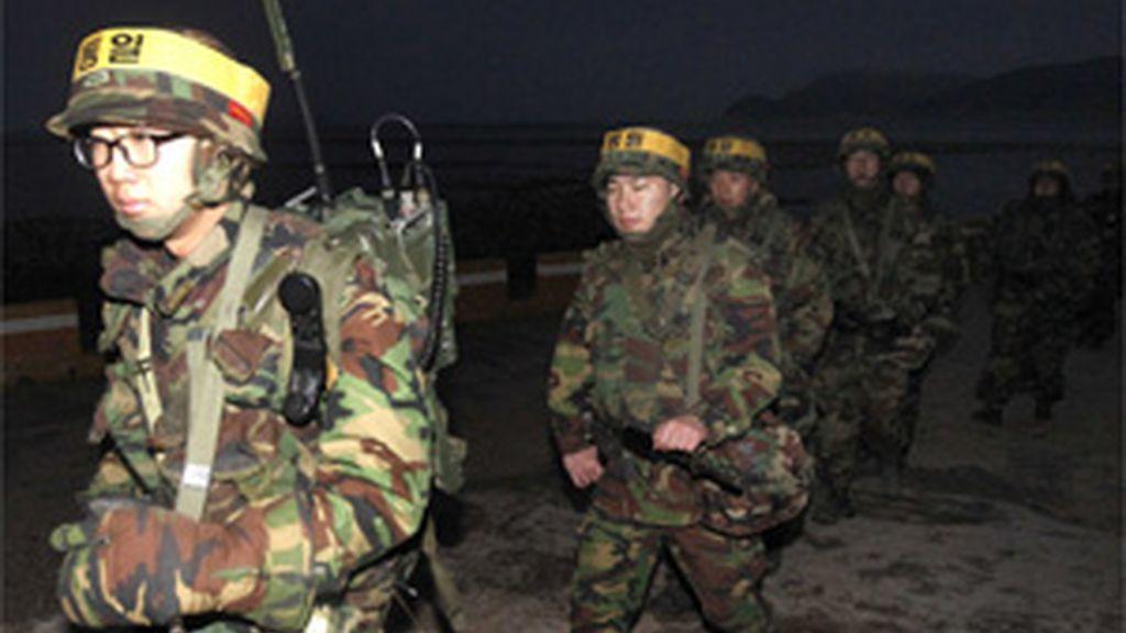 Corea del norte en estado de alarma