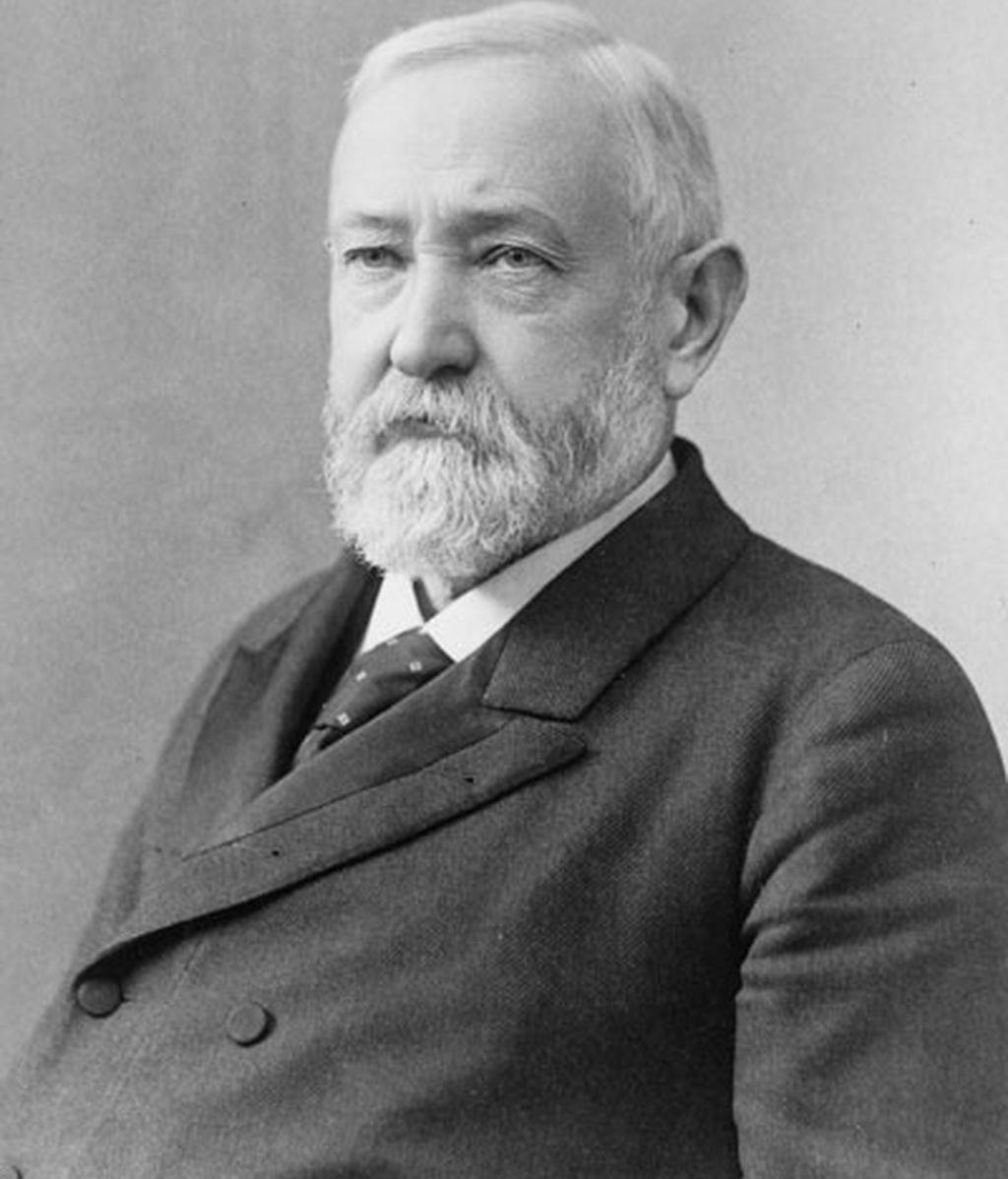 Benjamin Harrison (1889-1893)