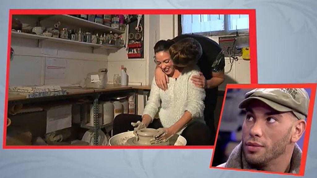 "Samira, tras besarse con Adrián: ""Me ha sabido a gloria"""