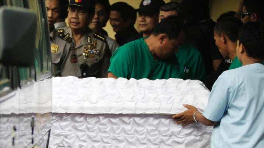 Operación antiterrorista en Indonesia