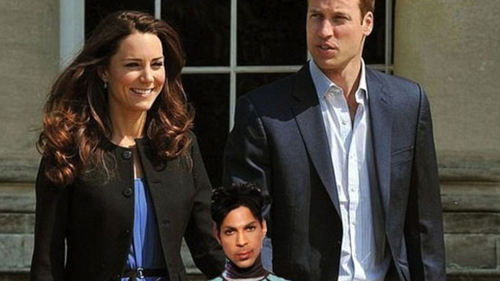 Prince: ¿el bebé Real?