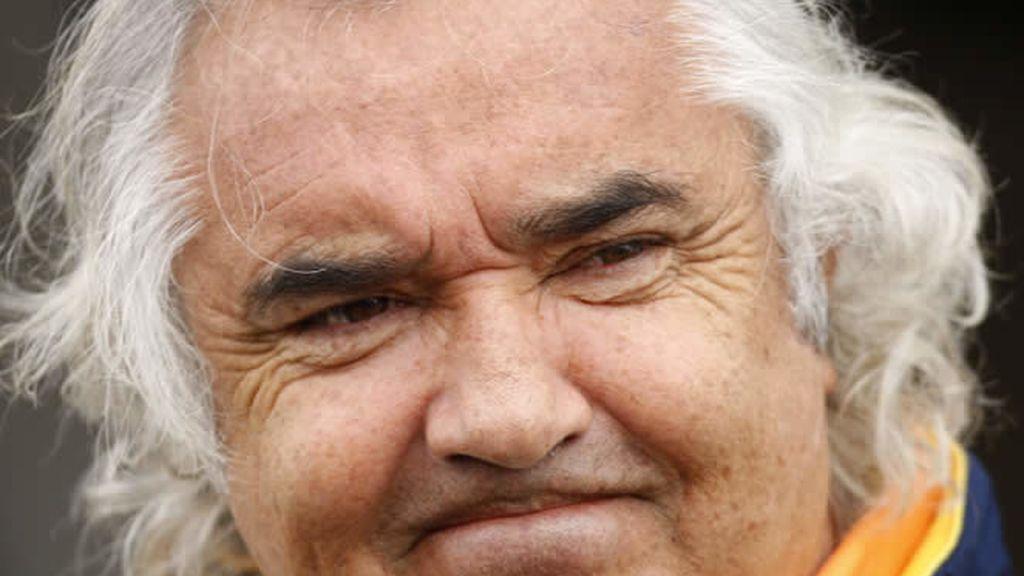 Briatore y Symonds dejan Renault