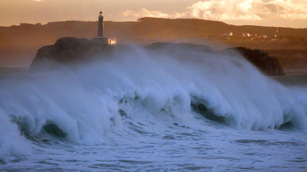 El temporal amaina aunque 16 provincias seguirán en alerta por viento, lluvia o nieve