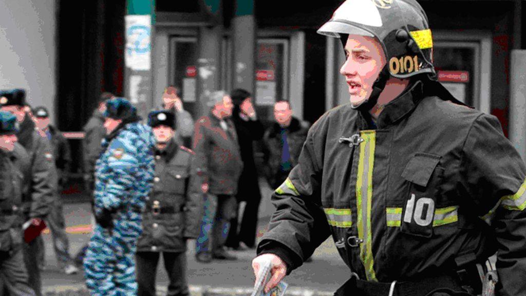 Atentado en Moscú