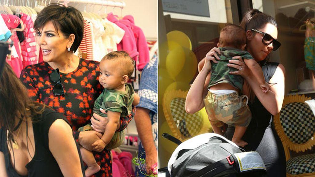 Su abuela, Kris Jenner, ha celebrado su día junto a él