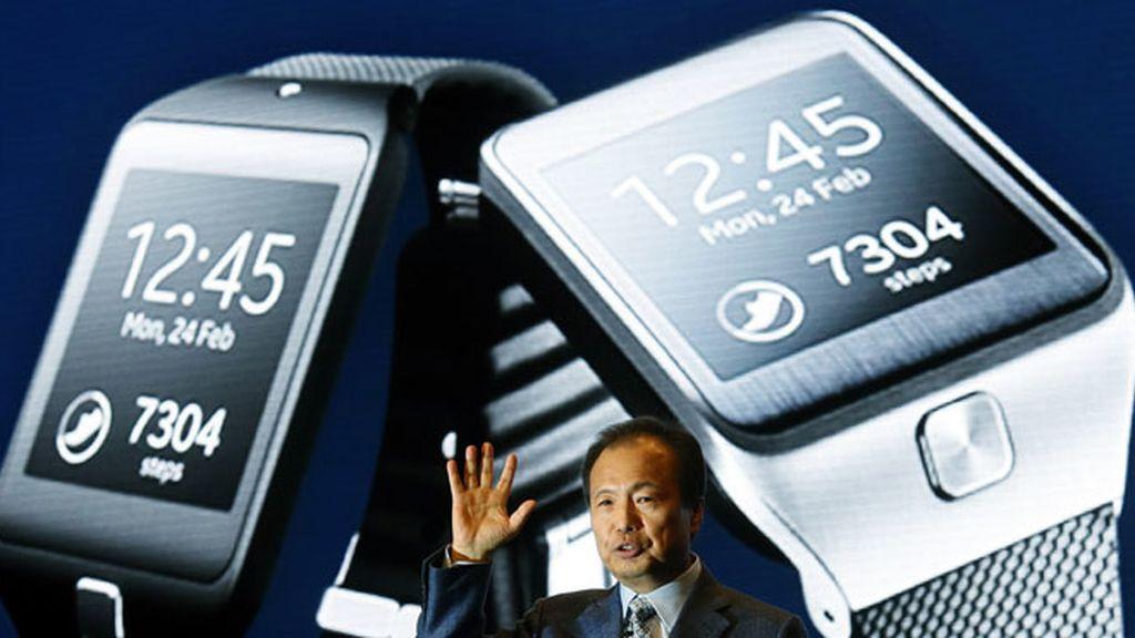 El nuevo reloj inteligente de Samsung