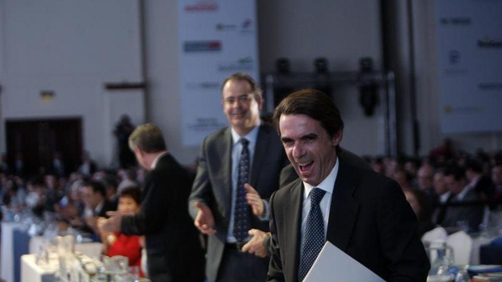 José María Aznar en Guatemala
